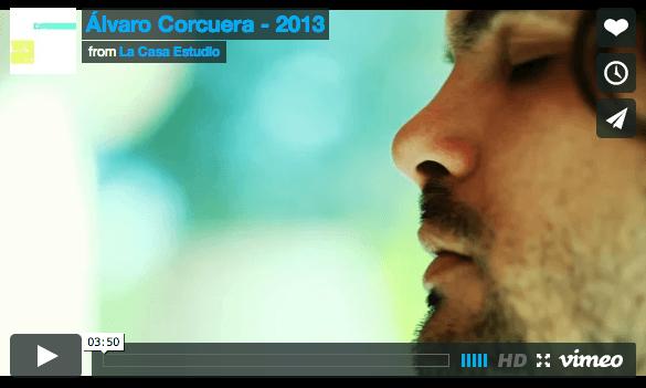 Nuevo Disco De Álvaro Corcuera