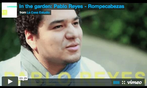Pablo Reyes Rompecabezas